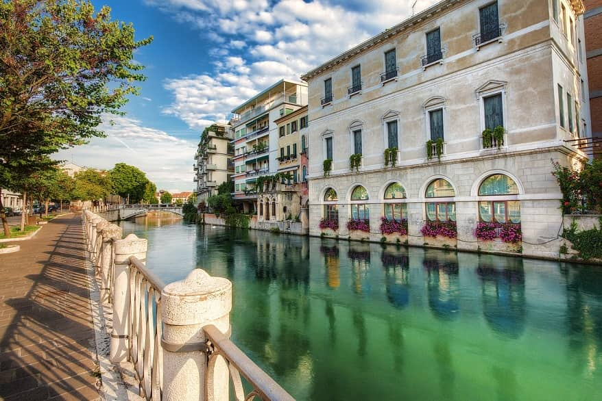 Treviso corsi d'acqua