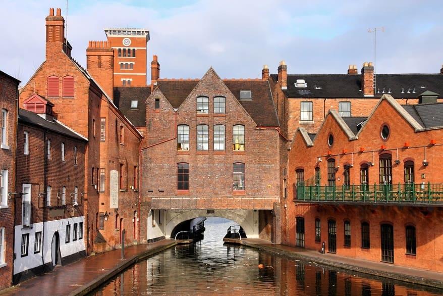 Birmingham case caratteristiche