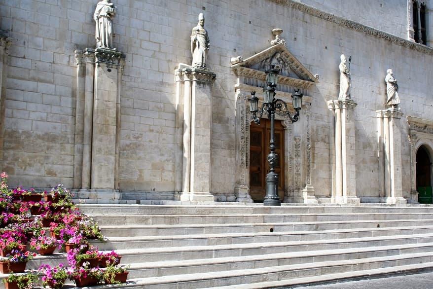 Sulmona Chiesa