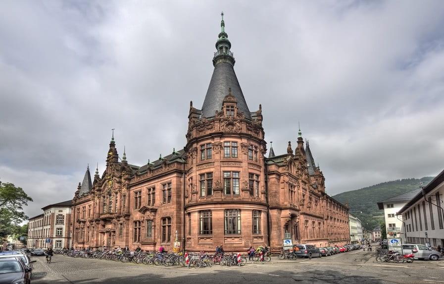 Heidelberg l'università