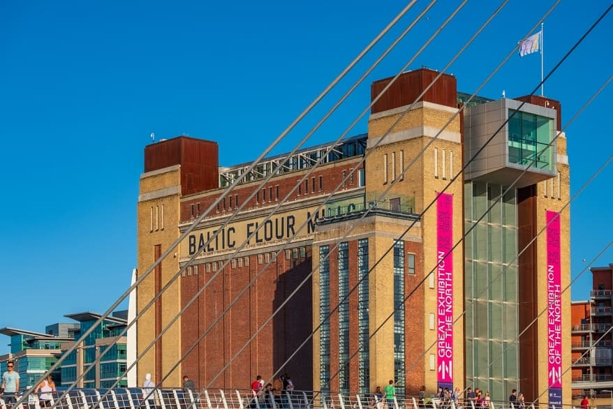 Baltic Centre Newcastle