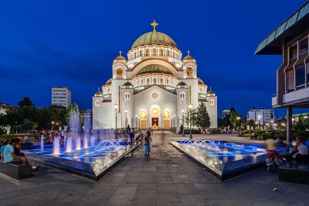 Belgrado San Sava