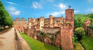 Heidelberg castello
