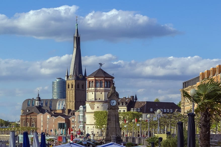 Cattedrale Dusseldorf