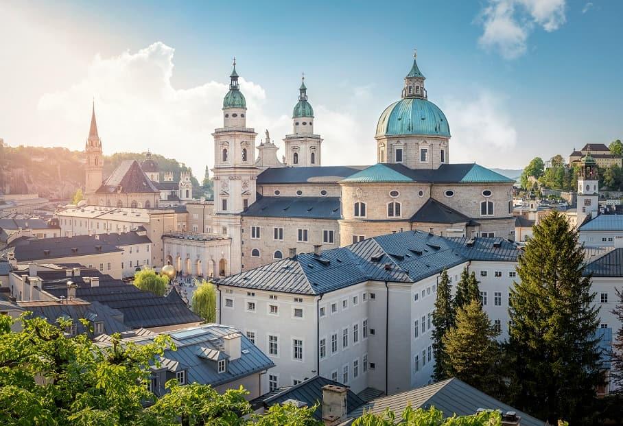 Chiesa cattedrale Salisburgo
