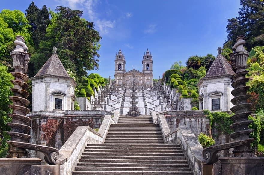 Braga chiesa del Bom