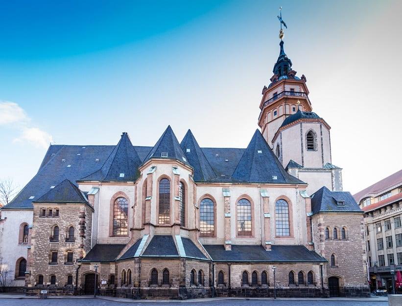 Chiesta Lipsia Nikolakirche