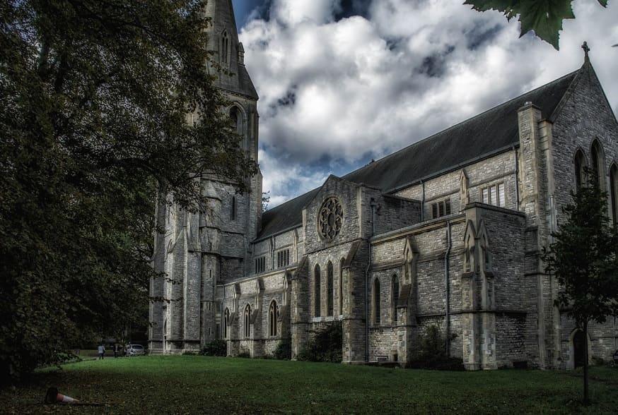 Southtampton castello