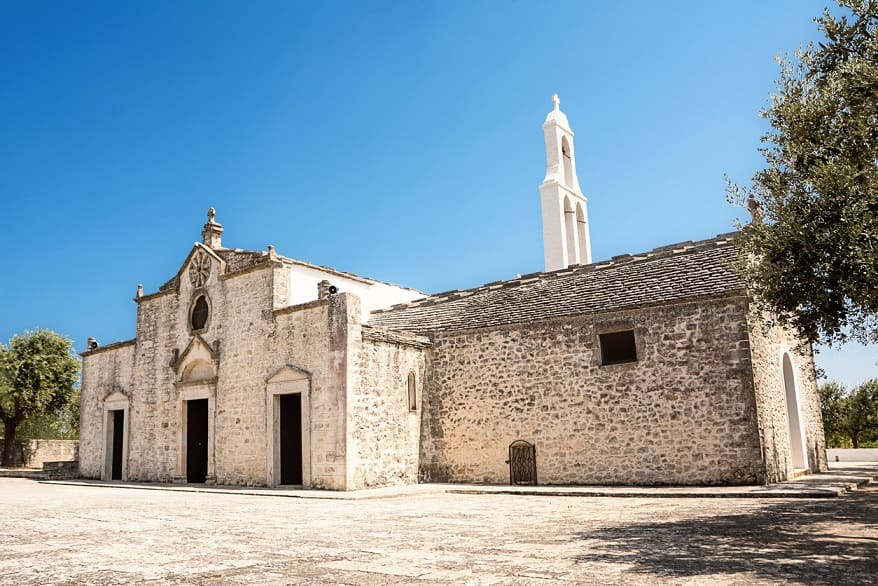 Cisternino Chiesa