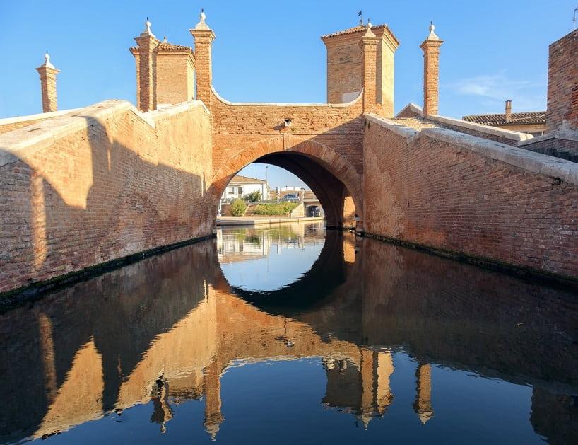 Comacchio ponte