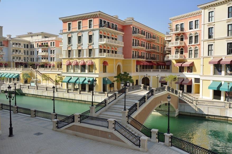 Doha piccola Venezia