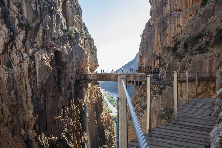 El caminito del Rey ponte