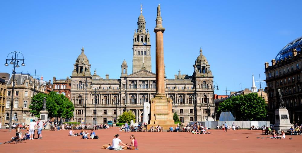 Glasgow palazzo