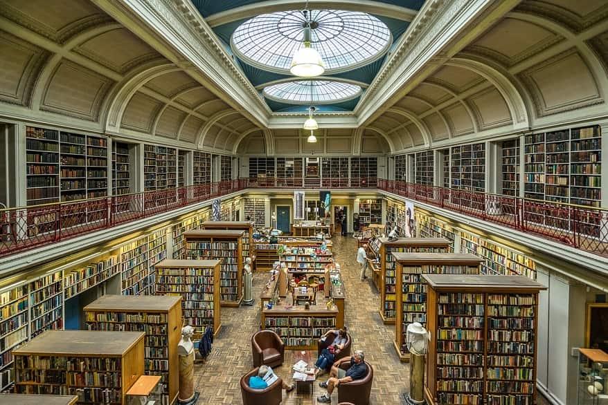 Libreria Newcastle