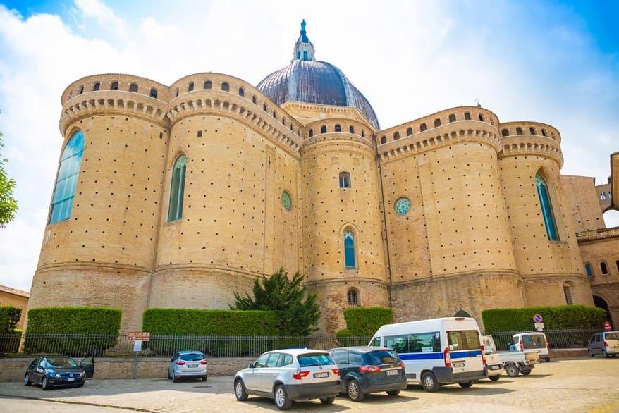 Loreto foto chiesa