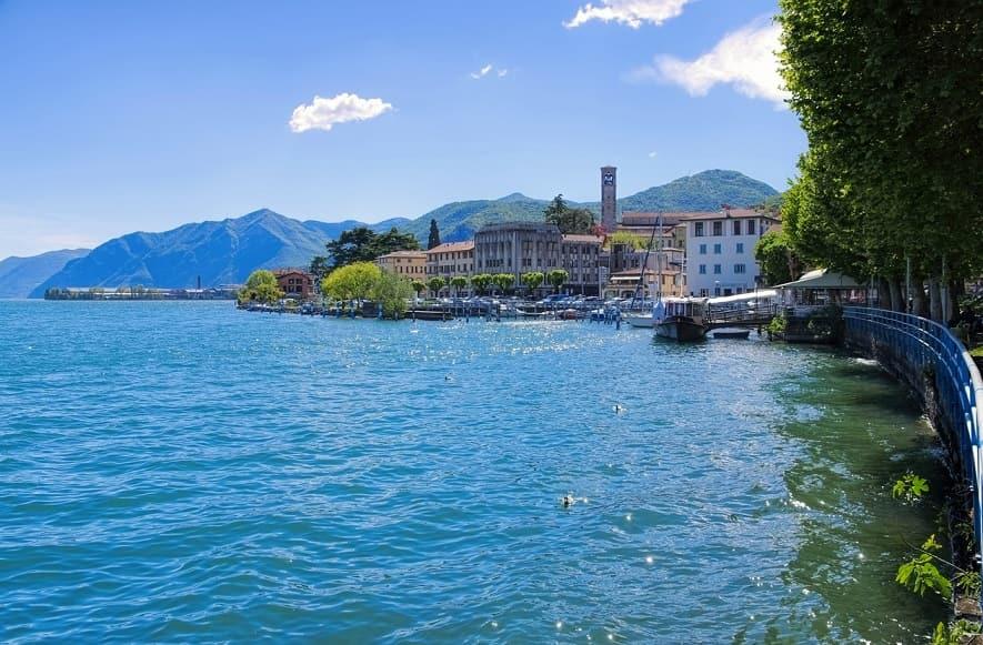 Lovere lago