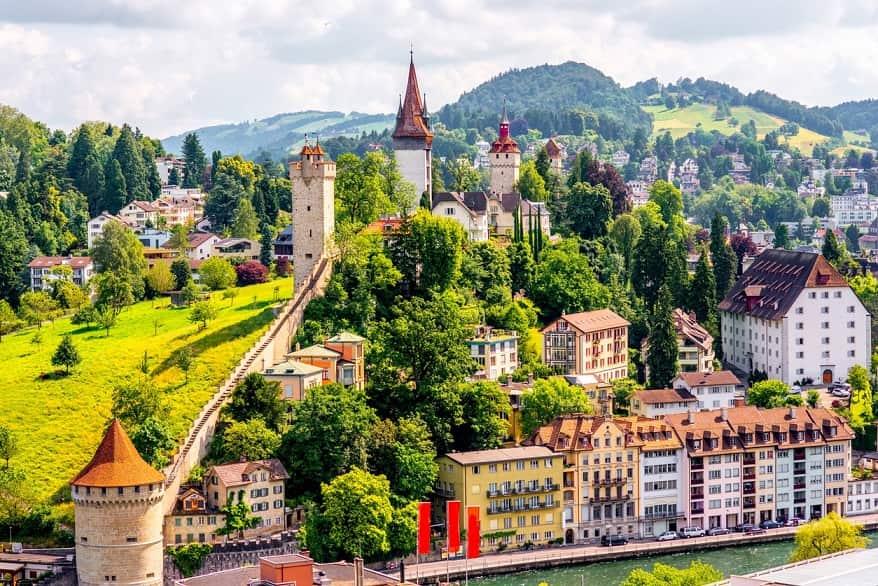 Lucerna castello