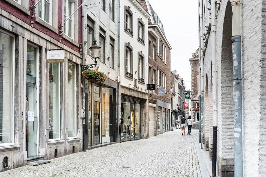 Shopping a Maastricht