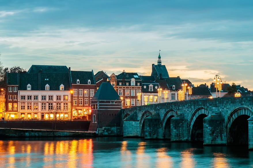 ponte di Maastricht