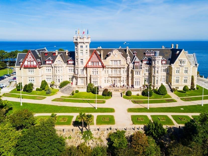 Magdalena Palace Santander