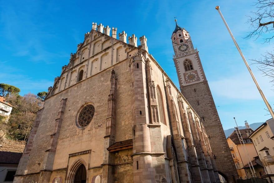 Merano Cattedrale