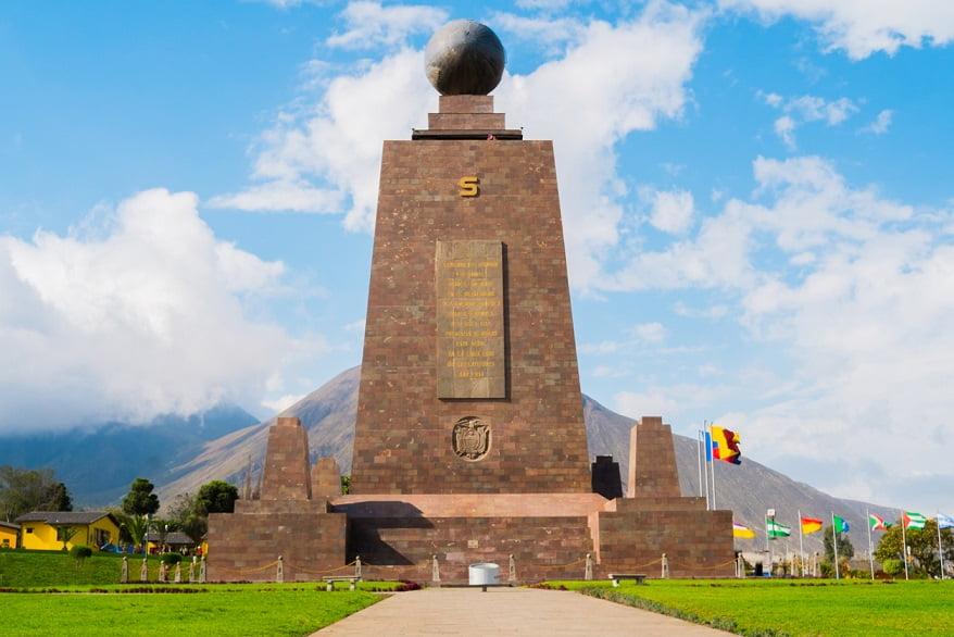 Quito midad du mundo