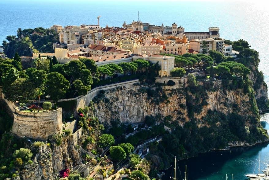 Monte Carlo veduta