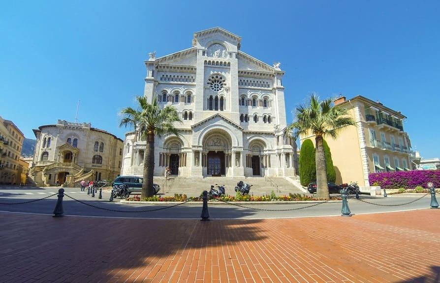 Chiesa a Monte Carlo