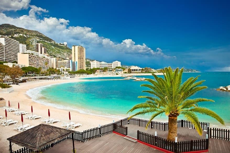 Spiaggia di Monte Carlo