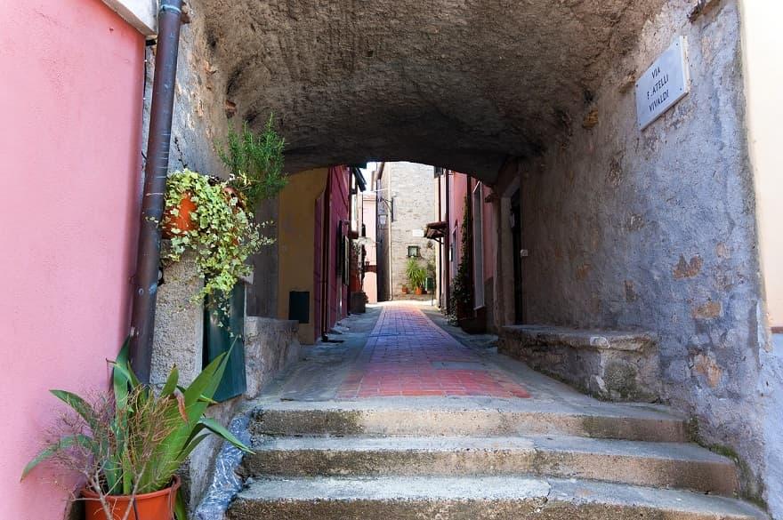 Montemarcello borgo
