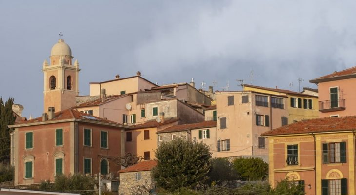 Montemarcello panorama