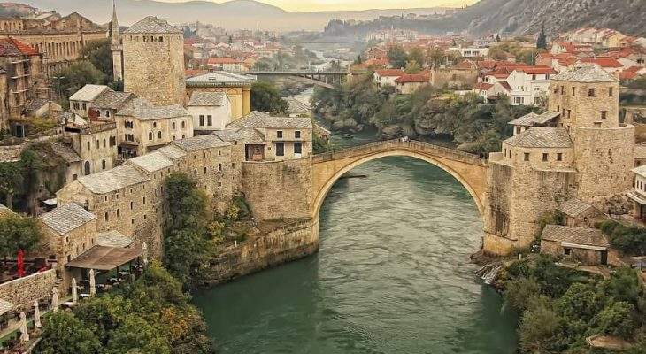Mostar foto Bosnia