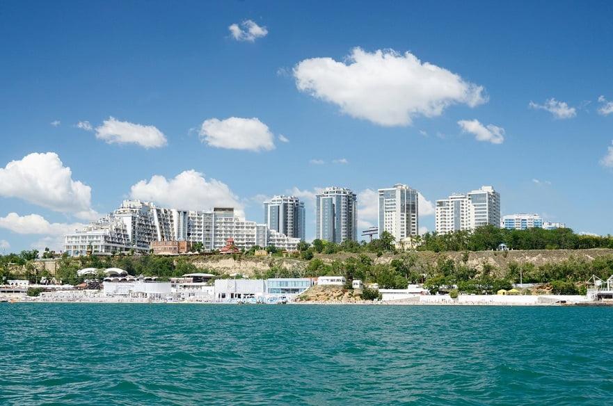 Le spiagge di Odessa