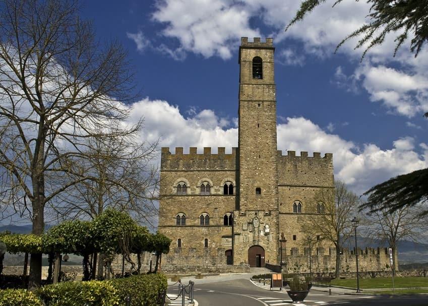 Poppi castello