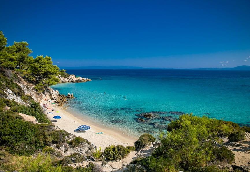 Spiaggia ad Haldekiki