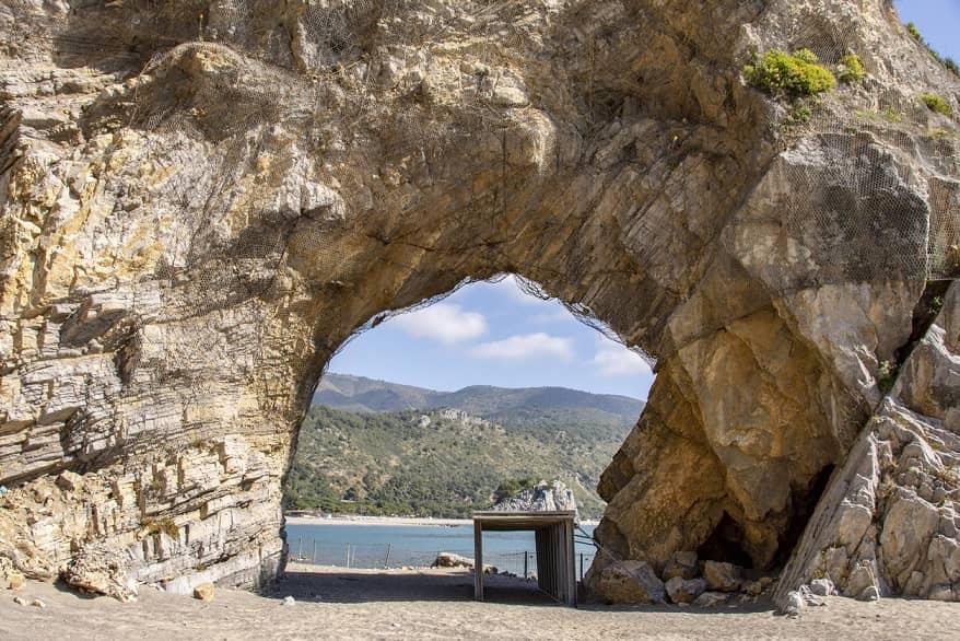 Palinuro roccia