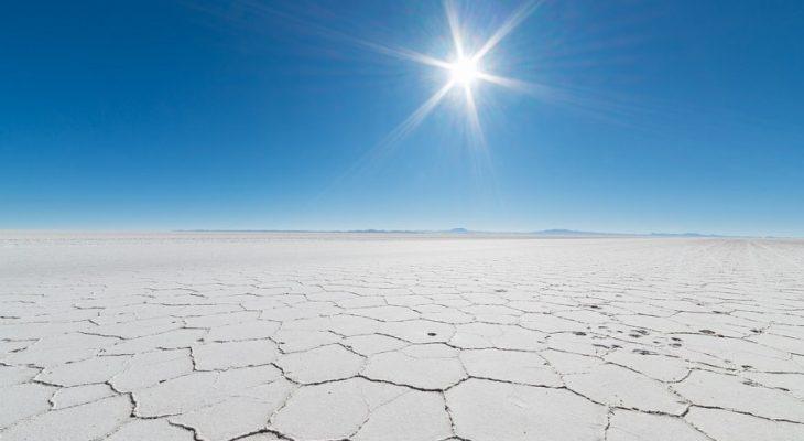 Salar Bolivia foto