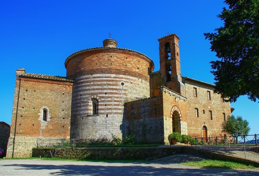 San Galgano chiesa