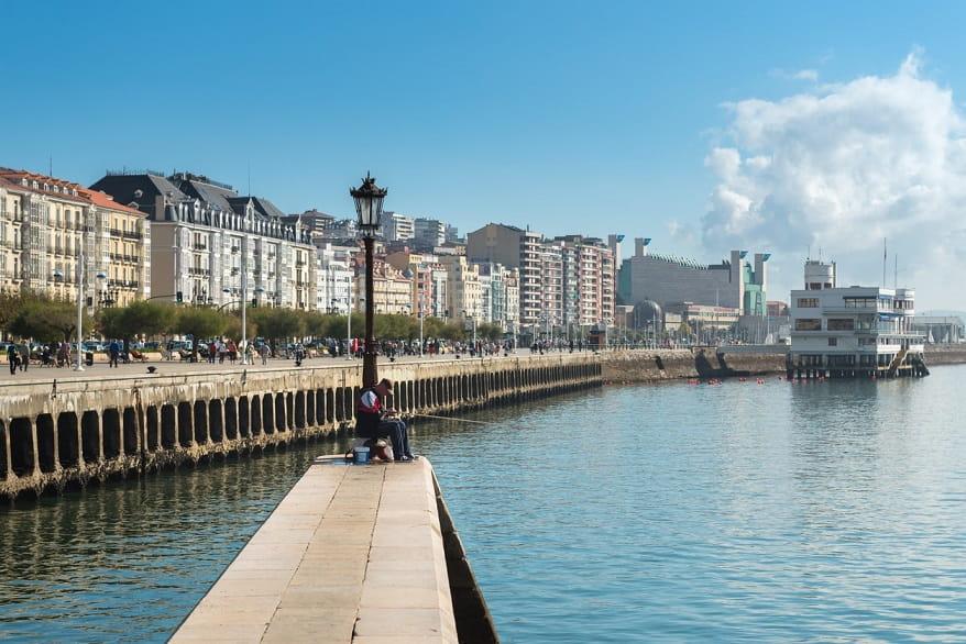 Santander molo