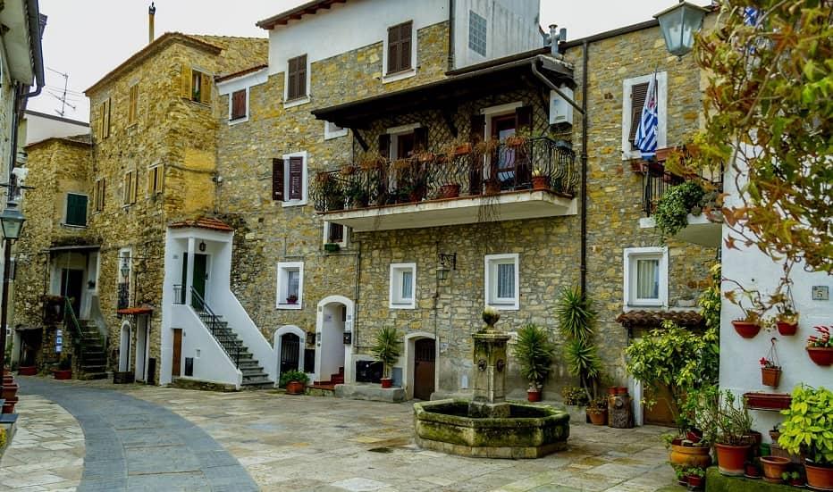 Seborga principato borgo