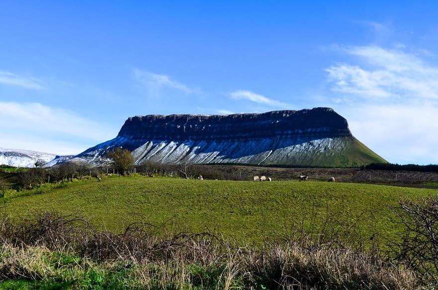 Le montagne di Sligo