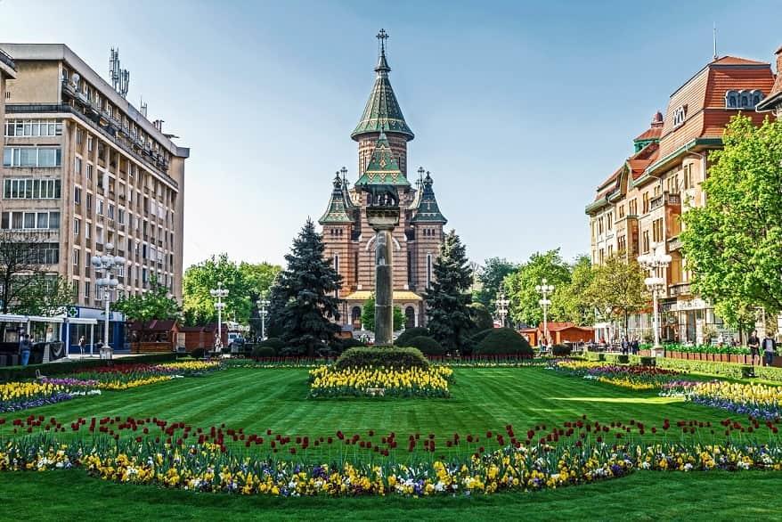 Cattedrale ortodossa Timisoara