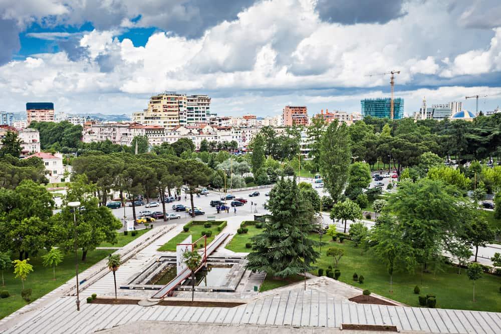 Tirana foto