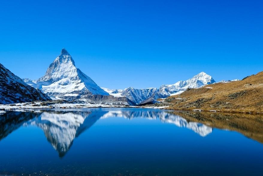 Zermatt lago