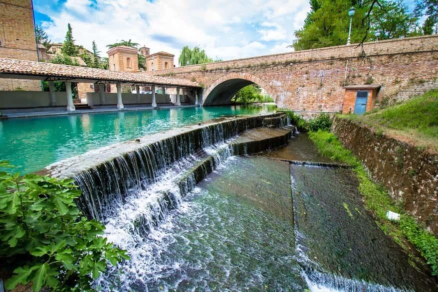 Bevagna fiume