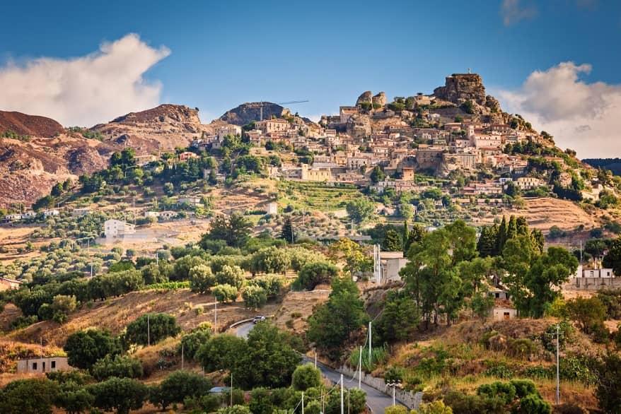 Bova borgo Calabria