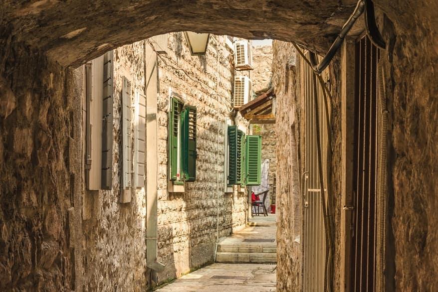 Budua borgo