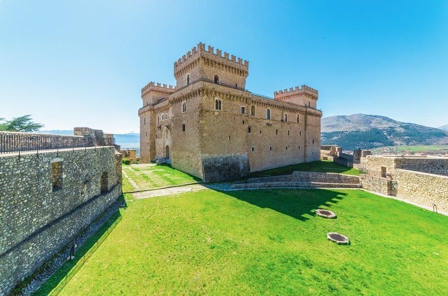 Celano castello