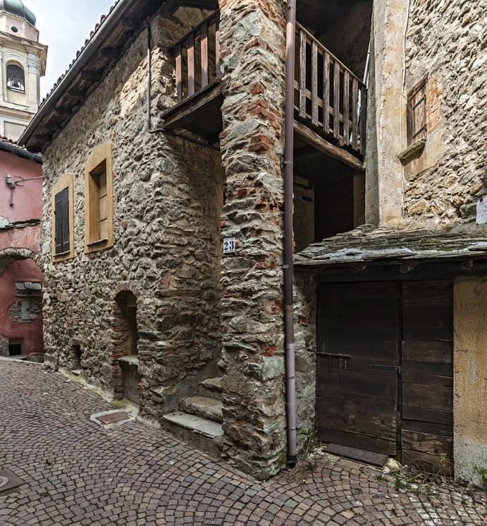Garessio borgo