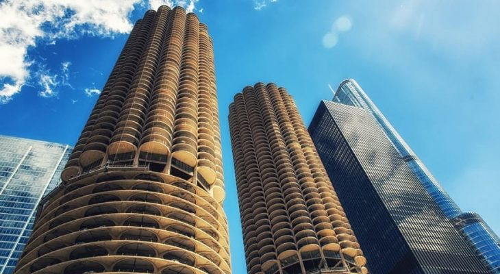Marina City tower